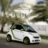 Smart stellt Produktion von Elektroautos vorerst ein