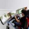 Bertrandt mit Fahrdynamik-Simulator