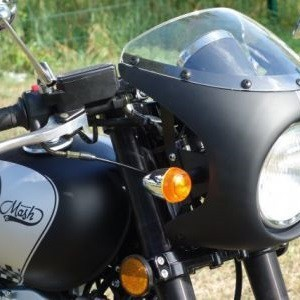 Mash Cafe Racer: Full Power dank Retro