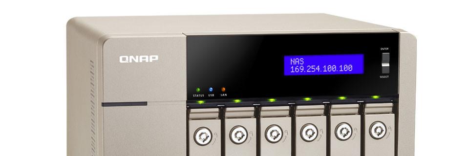 So kompakt können schnelle NAS-Systeme für den Mittelstand sein