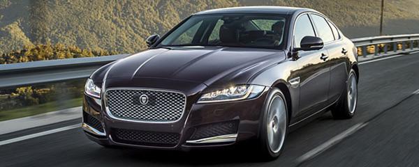 Neuer Jaguar XF: Leichte Business-Class