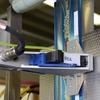 Ink-Jet Drucker nutzt neuen Druckkopf nach jedem Kartuschenwechsel