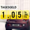 Opel-Bank bietet Tagesgeld an
