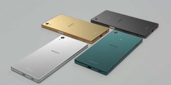 Sony präsentiert Smartphone Xperia Z5 in 3 Versionen