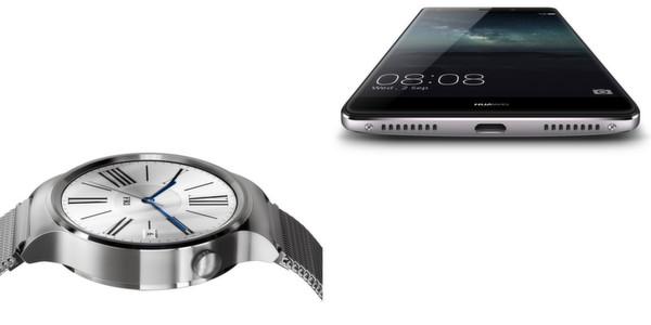 Huawei: MediaPad, Smartwatch und neues Smartphone-Flaggschiff