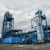 Neue russische Gasaufbereitungsanlage geht in Betrieb