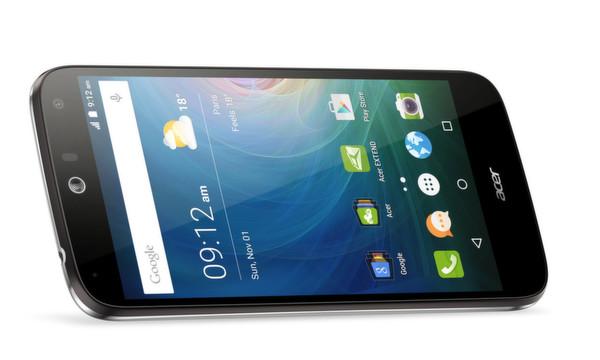 Android- und Windows-Smartphones von Acer