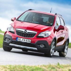 Opel-Rückrufe: Zweimal Mokka, bitte!