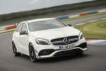 Mercedes bietet Kunden die vier Fahrmodi Sport, Comfort, Eco und Individual.