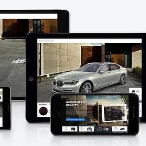 Roter Punkt für BMW-App und Golden Eagle von Delta Electronics
