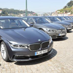 BMW verkauft 2016 so viele Fahrzeuge wie noch nie