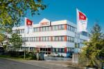 Der Firmensitz von Beck Elektronik in Nürnberg.