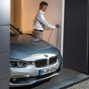 Vier Plug-in-Hybrid-Modelle bei BMW