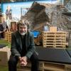 GPAL-Felswand für Messner-Museum