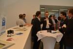 Vertreter von Werkstätten, Autohäusern und Branchendienstleistern nutzten die Fachveranstaltung zum Austausch.