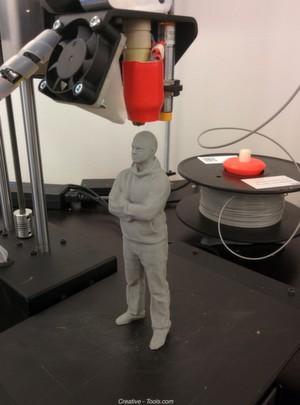 Figuren, Ersatzteile, Essen – was kommt in Zukunft aus dem 3D-Drucker?