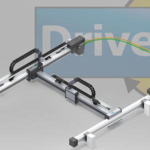 neue h portal drivesets eignen sich f r dynamischen 3d druck. Black Bedroom Furniture Sets. Home Design Ideas