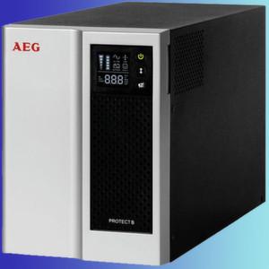 AEG Power Solutions stellt USV-Anlagen der Protect B-Serie vor