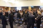 Am Donnerstagvormittag versammelten sich Branchenvertreter am Rande der IAA zur Verleihung des Service Award 2015.