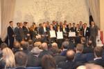 Ebenso freuten sich die Kollegen der Josef Paul GmbH aus Passau, die Platz eins in der Kategorie Nutzfahrzeuge belegten.