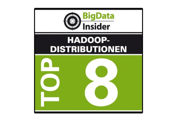 Wer Big Data sagt, meint heute Hadoop. Hier finden Sie die Top-8-Liste der beliebtesten am weitesten