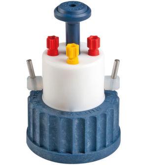 Verschlusskappen sorgen für mehr HPLC-Sicherheit