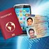 Elektronischer Reisepass in der vierten Generation