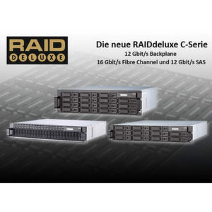 Starline stellt skalierfähige RAIDdeluxe-Arrays vor