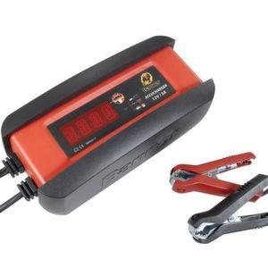 Banner: Vier neue Batterie-Ladegeräte