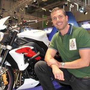 Triumph Motorrad Deutschland sucht einen neuen Chef
