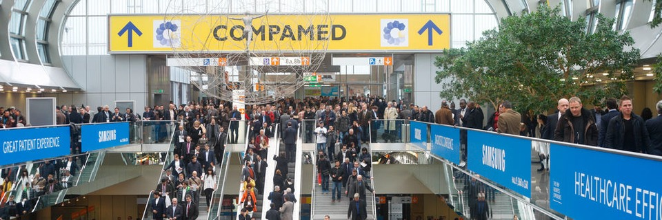 Compamed 2015 – vier Tage für die Medizintechnik-Trends von Morgen