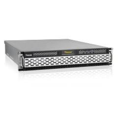 Skalierbares Rackmount-NAS mit Intel Xeon