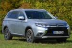 Mitsubishi hat sein SUV Outlander überarbeitet ...