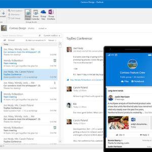 Office 2016 rückt Teamarbeit in den Fokus