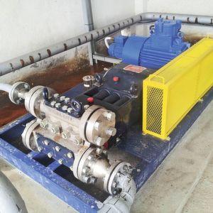 Eine Pumpe zu finden, die ein gleichbleibendes Fördervolumen liefert und zugleich weitere wichtige Pumpen-Betriebsparameter erfüllt, war ein ständiges Problem für Petrom. Die Lösung brachte die Hydra-Cell T8045 von Wanner.