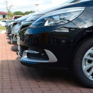 Deutscher Neuwagenmarkt wächst zweistellig