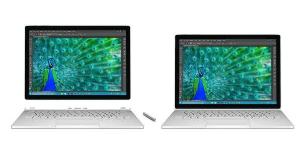 Microsoft: Surface Book, Surface Pro 4 und neue Lumias