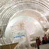 Neutrinos haben eine Masse, die messbar ist