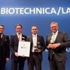 Molecular Partners gewinnt European Biotechnica Award
