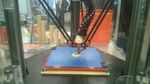 Auf der Motek 2015 zeigt Igus seine 3D-Filamente in der Anwendung.