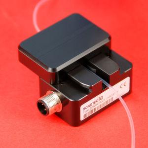 Ultraschallsensoren für Single-Use-Prozesse und die Medizintechnik