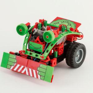 Clevere Roboter für Groß und Klein