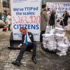 Mit 3.263.920 Unterschriften gegen TTIP
