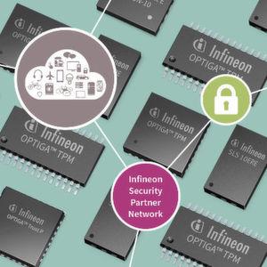 Infineon Security Partner Network (ISPN): Mit einem Netzwerk aus internationalen Partnern und Dienstleistern will Infineon seine sichere Chiptechnologie einem breiten Markt zugänglich machen.