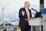 ... und Peter Hofelich, Staatssekretär im Ministerium für Finanzen und Wirtschaft Baden-Württemberg.