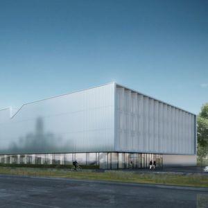 """Der Forschungscampus Arena 2036 geht auf den Wettbewerb des Bundesforschungsministeriums """"Forschungscampus – öffentlich-private Partnerschaft für Innovationen"""" zurück, in dem der Antrag der Universität Stuttgart und der Arena-2036-Partner als modellhaft ausgewählt wurde."""