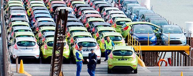 Flottenmarkt treibt Neuwagenabsatz weiter an