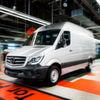 Mercedes Sprinter - Usain Bolt der Transporter