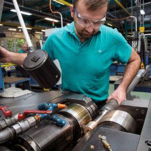100 Prozent Swiss- Made-Gewindetriebe