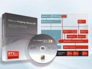Matrox MIL ist nach Herstellerangaben die erste und einzige Vision-Software-Bibliothek, die sich der Echtzeit-Software von IntervalZero bedient.
